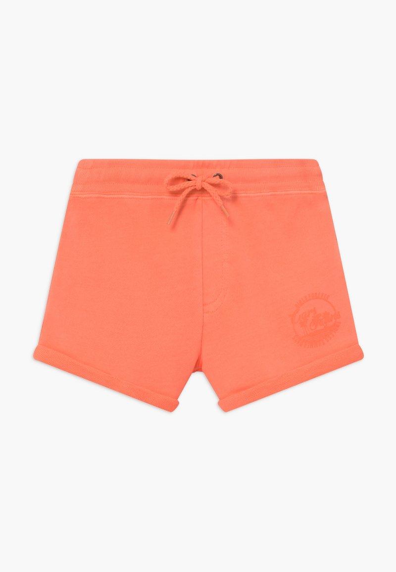 Cars Jeans - KIDS MILTY - Teplákové kalhoty - fluor coral