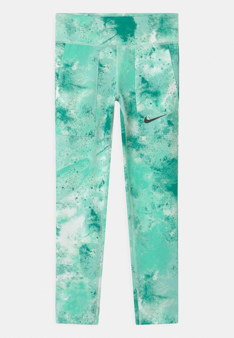 Nike Performance - ONE - Leggings - barely green/neptune green