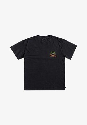 NEON BALLROOM - Print T-shirt - black