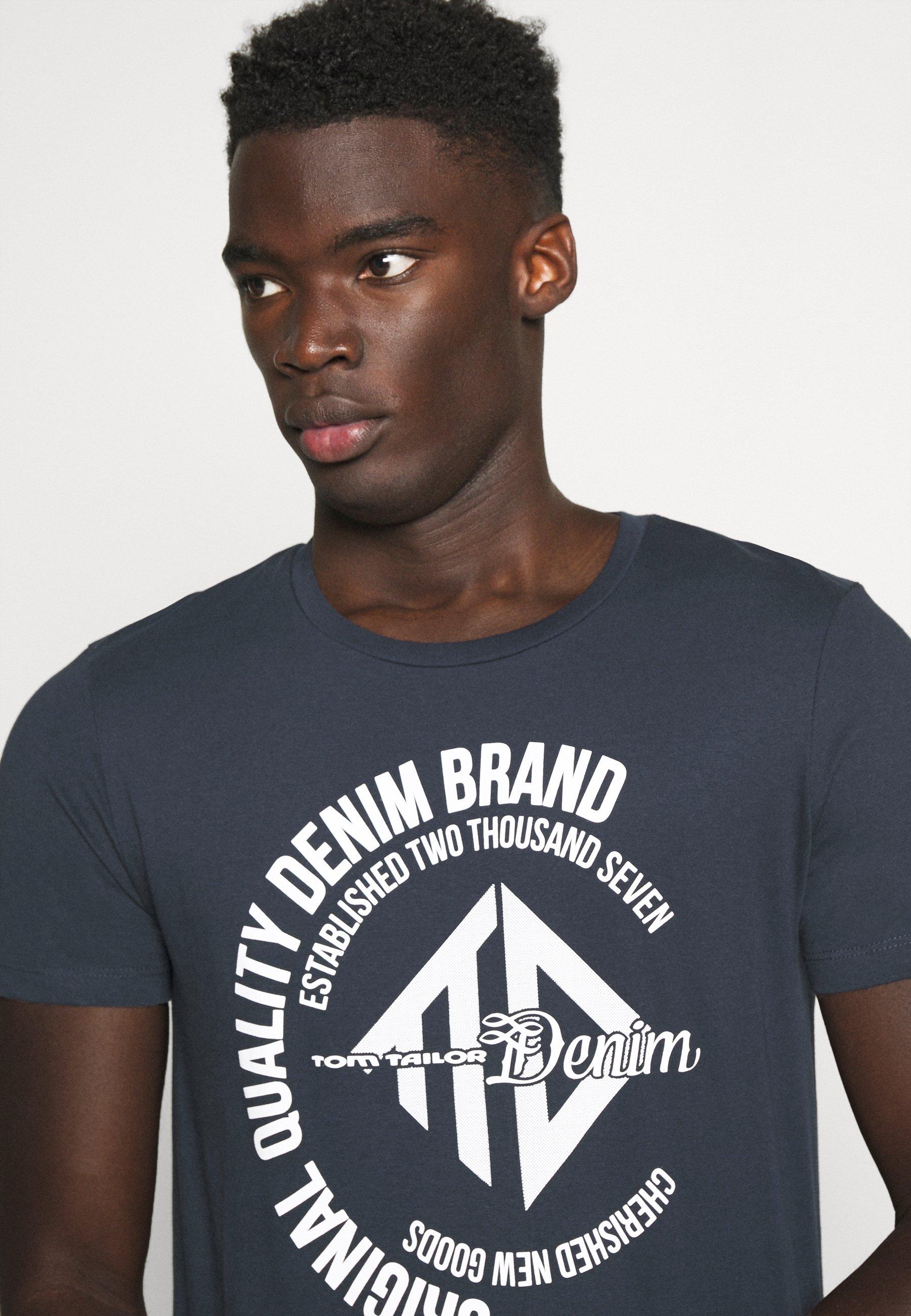 Men WITH COINPRINT - Print T-shirt