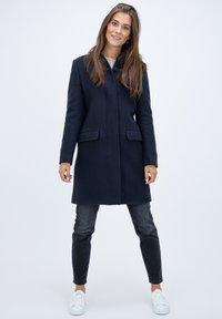 CLOSED - Classic coat - dark blue - 1