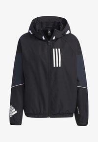 adidas Performance - ADIDAS W.N.D. JACKET - Training jacket - black - 6