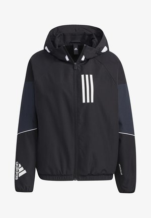 ADIDAS W.N.D. JACKET - Trainingsvest - black
