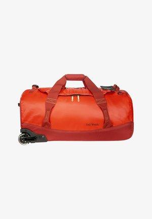 Trolley - red orange