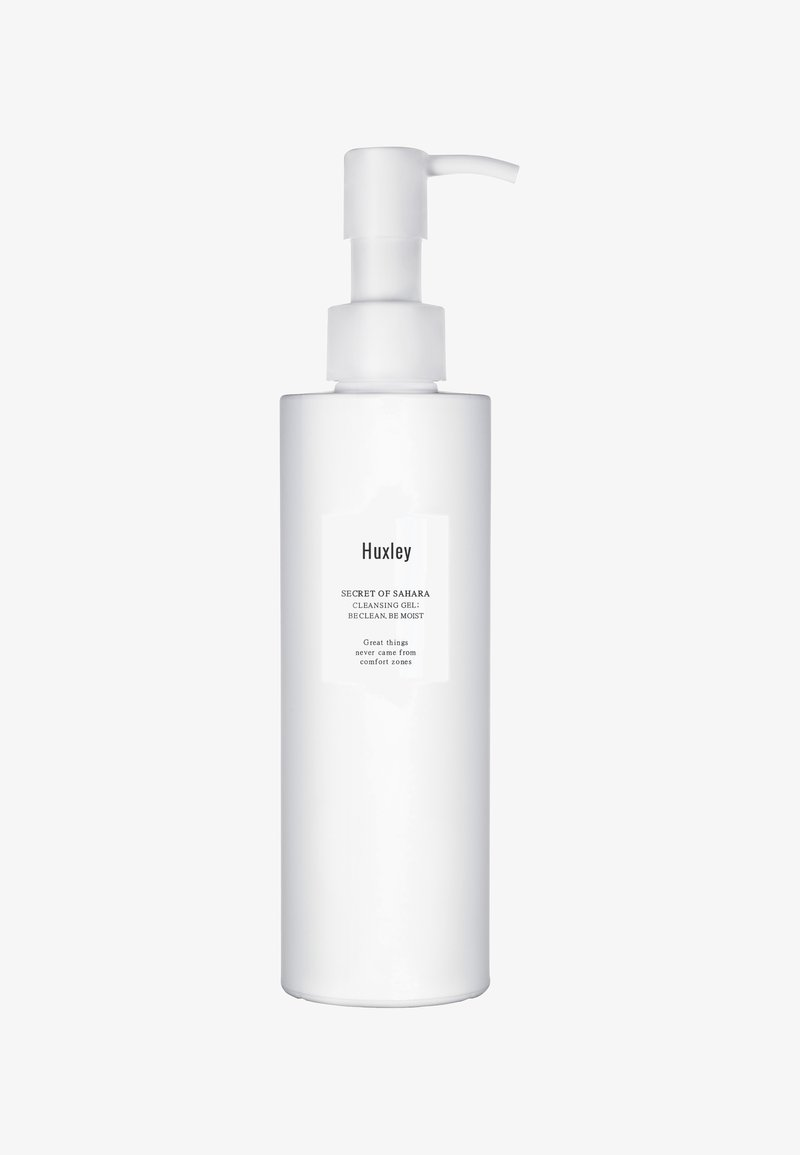 Huxley - BE CLEAN, BE MOIST CLEANSING GEL - Cleanser - -