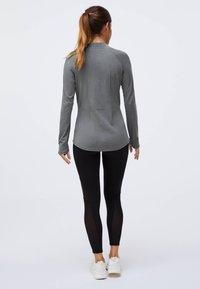 OYSHO - Training jacket - light grey - 1