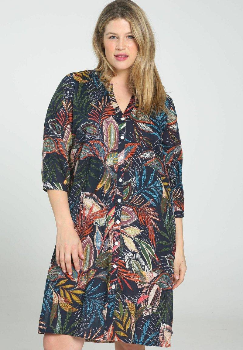 Paprika - Shirt dress - dark blue