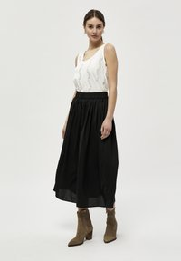 Desires - A-line skirt - black - 1