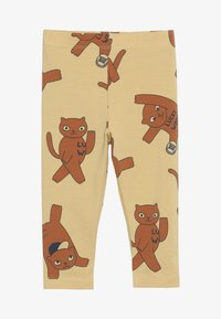 TINYCOTTONS - CATS PANT - Leggings - sand/brown - 2