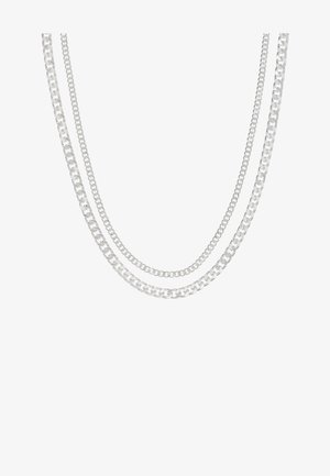NECKLACE 2 PACK - Ketting - silver-coloured