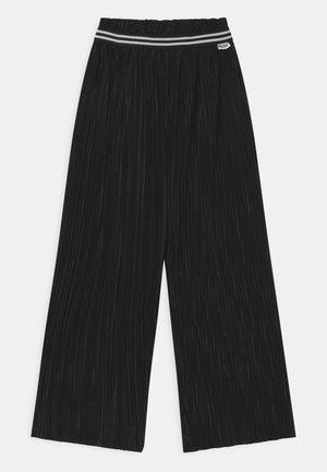 CYNTHIA - Trousers - black