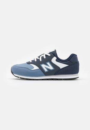 YC393TBL-M UNISEX - Sneakers basse - blue