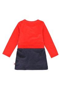 Lemon Beret - Jersey dress - fiery red - 1
