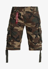 Alpha Industries - JET - Cargobroek - woodland - 4