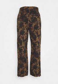 Wood Wood - HAMISH TROUSERS - Cargo trousers - khaki - 1