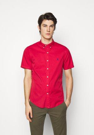 Overhemd - sunrise red
