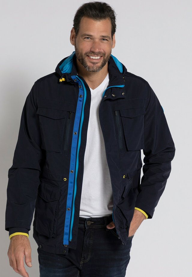 Outdoor jacket - navy