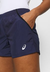 ASICS - PRACTICE SHORT - Sports shorts - peacoat - 4
