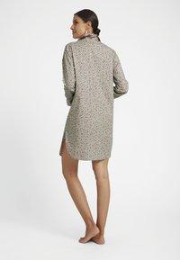 MADELEINE - Pyjama top - taupe/multicolor - 2