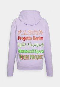 Denim Project - MOJO HOODIE - Felpa - pastel lilac - 7