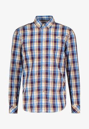 """GELIN"" LANGARM - Shirt - blau"
