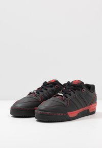 adidas Originals - STAR WARS RIVALRY - Trainers - core black/scarlet/maroon - 2