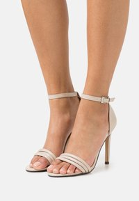 4th & Reckless - CARMEN - High heeled sandals - nude - 0