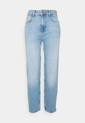 VINTAGE HIGH WAIST  - Jeansy Relaxed Fit - mid blue