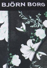 Björn Borg - BOUQUET SAMMY 5 PACK - Underkläder - black beauty - 6