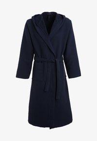 Schiesser - Dressing gown - dunkelblau - 6