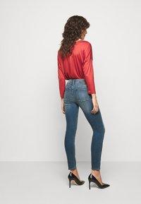 DRYKORN - PULL - Jeans Skinny - blau - 2