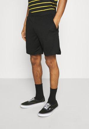 NANO 2 IN 1 TRAINING  - Shorts - black