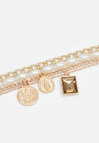 Fire & Glory - STONNIA COMBI NECKLACE - Necklace - gold-coloured - 2