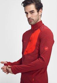 Mammut - ACONCAGUA - Training jacket - red - 2