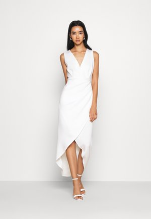 SOOKIE - Cocktailjurk - white/silver