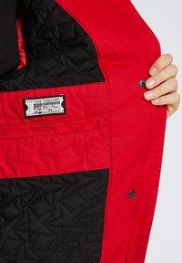 Harlem Soul - GI-GI  - Winter jacket - red - 6