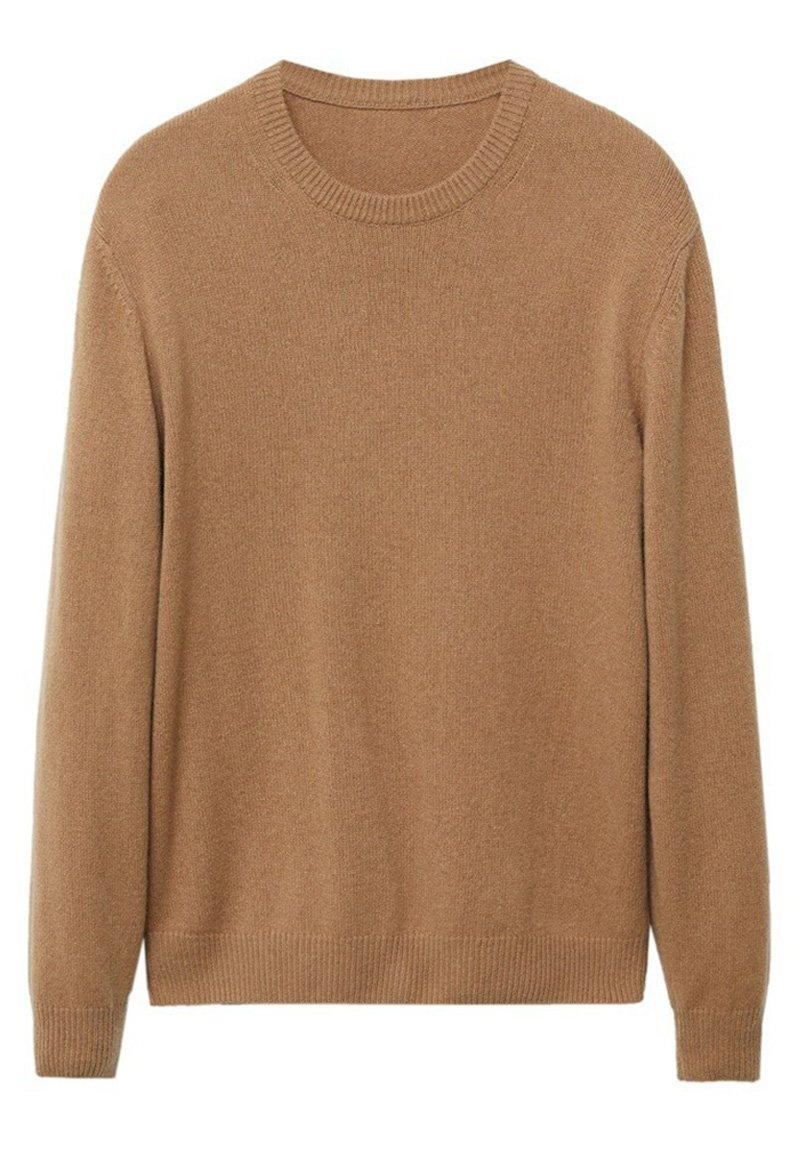 Mango Cashc - Sweatshirt Mittelbraun/brun