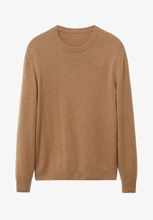 CASHC - Sweater - mittelbraun