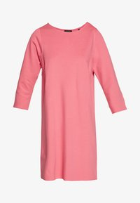 Marc O'Polo - STRAIGHT - Jersey dress - bright berry - 4