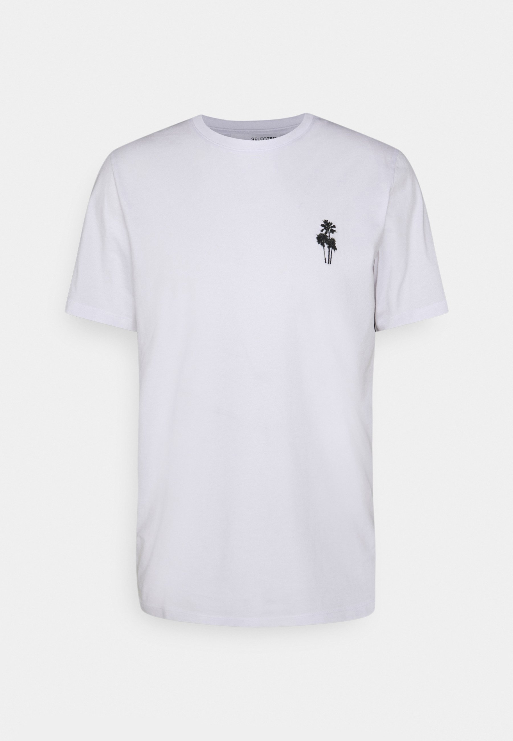 Homme SLHHOLIDAY O NECK TEE - T-shirt basique