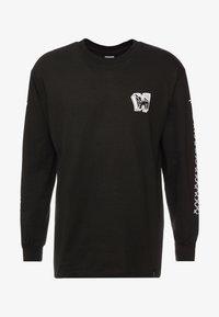 PAVILLION TEE - Långärmad tröja - black