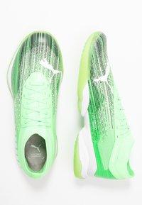 Puma - ADRENALITE 1.1 - Scarpe da pallamano - elektro green/black/white - 1