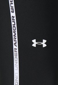 Under Armour - TAPED ANKLE LEG - Tights - black - 6