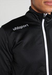 Uhlsport - ESSENTIAL CLASSIC - Tracksuit - schwarz/weiß - 5