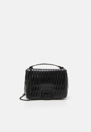 CROSSBODY BAG MILK1 - Across body bag - black