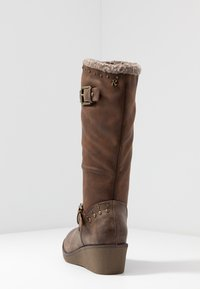 Refresh - Wedge boots - taupe - 5
