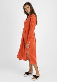 mint&mia - Shirt dress - orange - 1