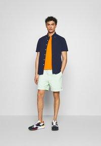 Polo Ralph Lauren - SEERSUCKER  - Shirt - astoria navy - 1