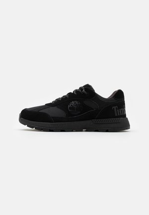 FIELD TREKKER  - Sneaker low - blackout
