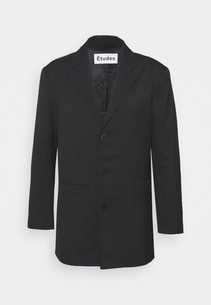 EARTH UNISEX - Blazer jacket - black